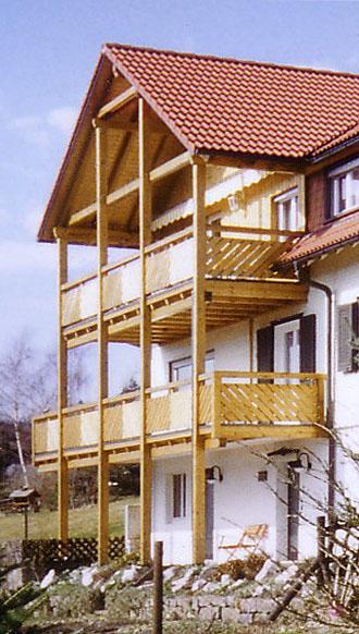 Züfle-Balkon